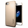 Чехол SGP Thin Fit Champagne Gold для iPhone 7/8 золотой 042CS20732