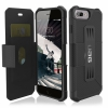 Чехол-книжка UAG Metropolis Series Case Black для iPhone 6/6S/7/8 Plus черный IPH7/6SPLS-E-BL