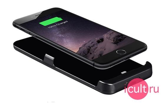 InterStep Xtra Battery Life 3000mAh Black iPhone 7