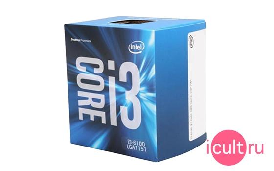 Intel Core i3-6100