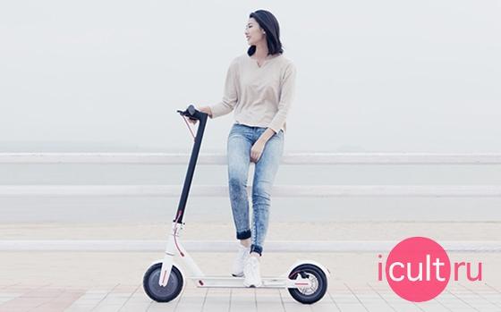 Xiaomi MiJia Electric Scooter White