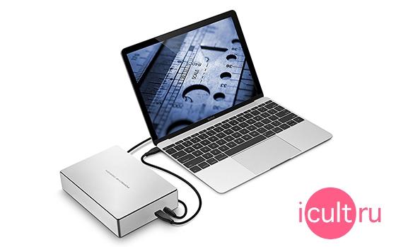 Lacie Porsche Design Desktop Drive 5TB