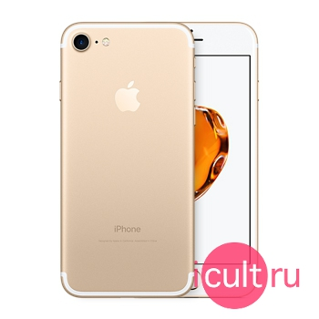 Смартфон Apple iPhone 7 128GB Gold золотой MN942RU/A РСТ А1778