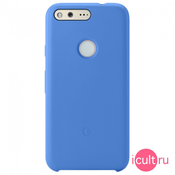 Чехол Google Case Blue для Google Pixel XL синий