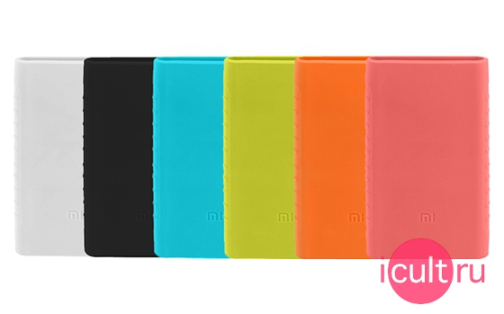 Xiaomi Cover Case Power Bank 2 10000mAh Pink
