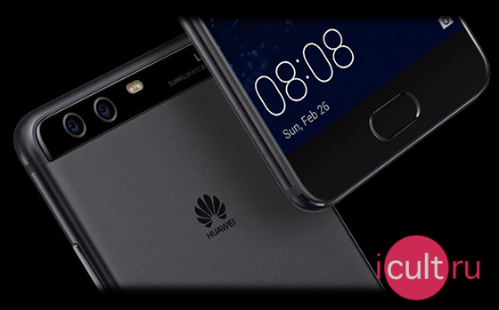 Купить онлайн Huawei P10 Plus