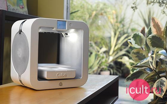 3D Systems iSense Cube 3 Grey