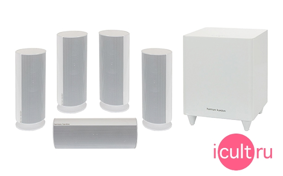 Harman Kardon HKTS 30 White