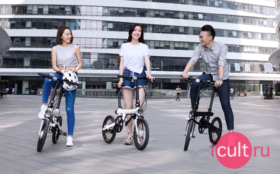Купить Xiaomi Mi QiCycle Folding Electric Bicycle