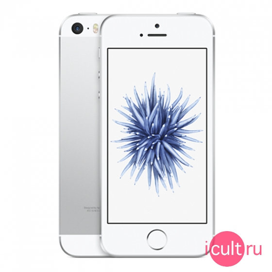Смартфон Apple iPhone SE 32Gb Silver серебристый LTE A1723
