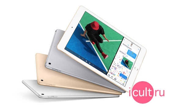 Apple iPad 9.7 128GB 4G 2017