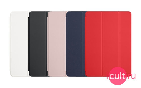 Apple Smart Cover Charcoal Gray iPad 9.7
