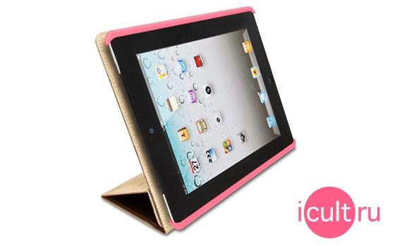 Case Mate Tuxedo iPad 2/3/4 Brown CM020876