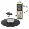 Диктофон Philips Voice Tracer Digital Recorder 8GB Gold золотой DVT8010