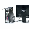 Замок с тросом Kensington Desktop & Peripherals Locking Kits 2.4 метра серебристый K64615EU
