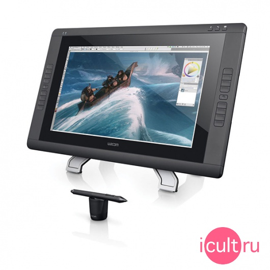 Планшет-монитор Wacom Cintiq 22HD Black черный DTK-2200