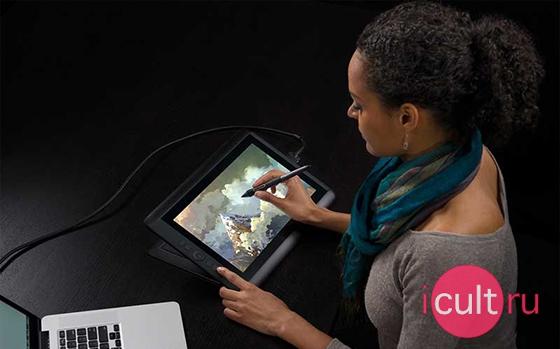 Wacom Cintiq 13HD Interactive Pen Display & Touch