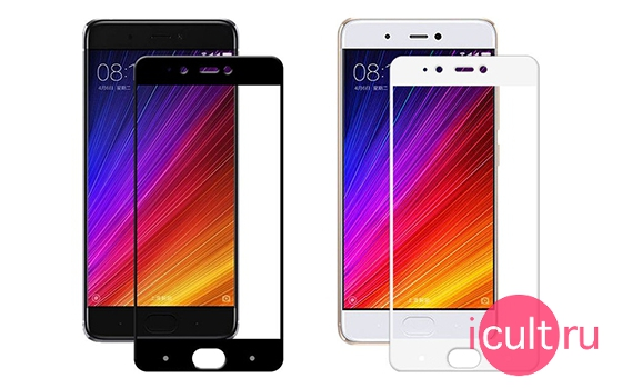 iCult Full Screen Essence White for Xiaomi Mi 5S