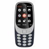 Телефон Nokia 3310 2017 Dark Blue темно-синий