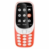 Телефон Nokia 3310 2017 Warm Red красный