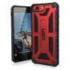 Чехол UAG Monarch Crimson для iPhone 6/6S/7/8 Plus красный IPH8/7PLS-M-CR