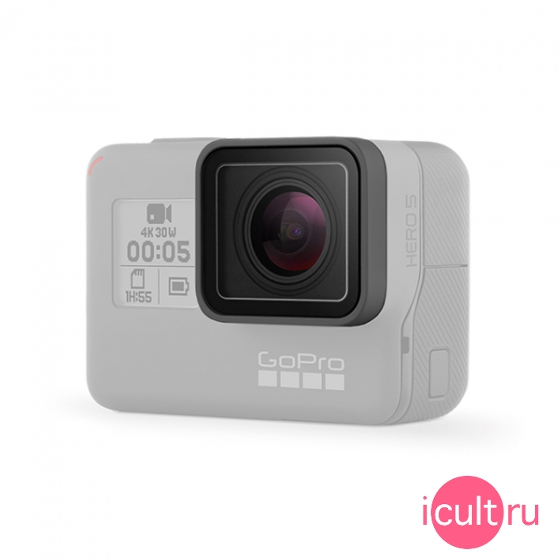 Запасная линза GoPro Protective Lens Replacement для GoPro HERO 5/6 черная AACOV-001