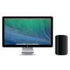 Компьютер Apple Mac Pro Intel Xeon E5 8*3,0 ГГц, 16 ГБ RAM, 256 ГБ Flash, 2x6 ГБ Video Late 2013 MQGG2RU/A