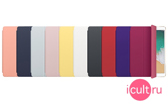 Apple Smart Cover Charcoal Gray iPad Pro 10.5