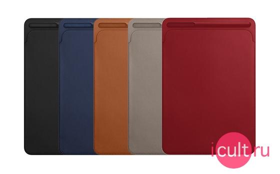 Apple Leather Sleeve Taupe iPad Pro 10.5