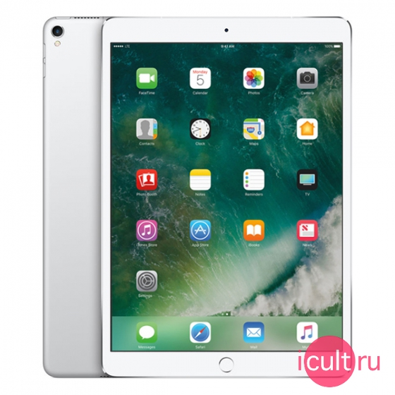 "Планшетный компьютер Apple iPad Pro 10.5"" 256GB Wi-Fi + Cellular (4G) Silver серебристый MPHH2"