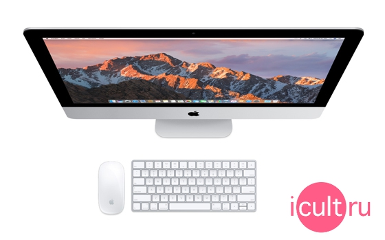 Новый iMac 2017