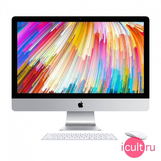 "Компьютер Apple iMac 27"" 5K Retina Core i5 4*3,4 ГГц, 16ГБ RAM, 1ТБ Fusion Drive, Radeon Pro 570 4ГБ Mid 2017 Z0TP"