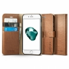 Чехол-книжка SGP Case Wallet S Brown для iPhone 7/8 Plus коричневый 043CS20544