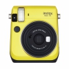 Фотокамера Fujifilm Instax Mini 70 Canary Yellow желтая