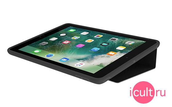 Incipio Clarion Folio Black iPad 9.7