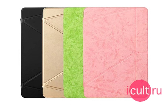 Momax The Core Smart Case Pink iPad 9.7