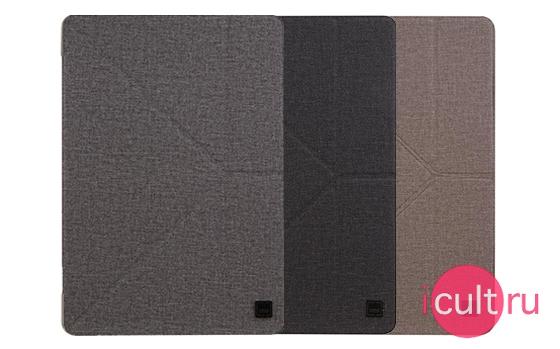 Uniq Yorker Kanvas Black iPad Pro 10.5