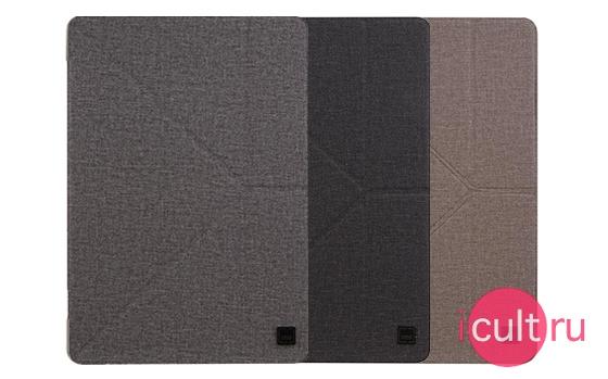 Uniq Yorker Kanvas Grey iPad Pro 10.5