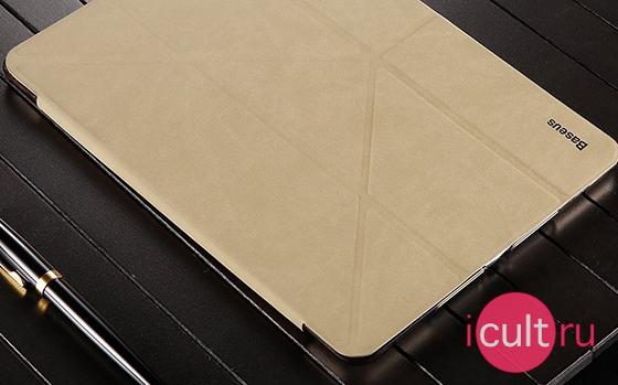 Baseus Simplism Y-Type Leather Case Khaki