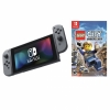 Игровая консоль Nintendo Switch 32GB + Lego CU Grey серая