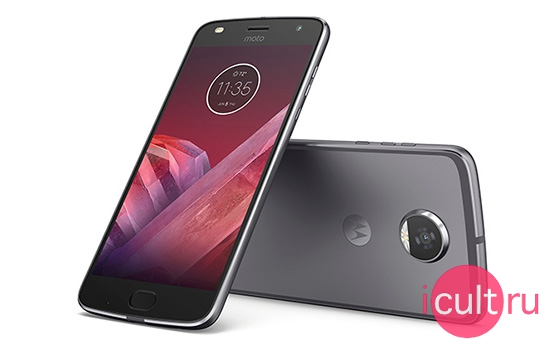 Motorola Moto Z2 Play 64GB Lunar Gray