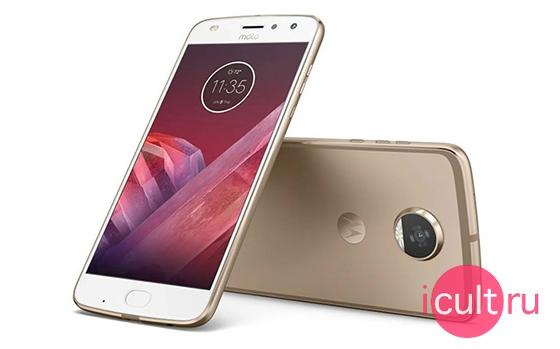 Motorola Moto Z2 Play 64GB Fine Gold