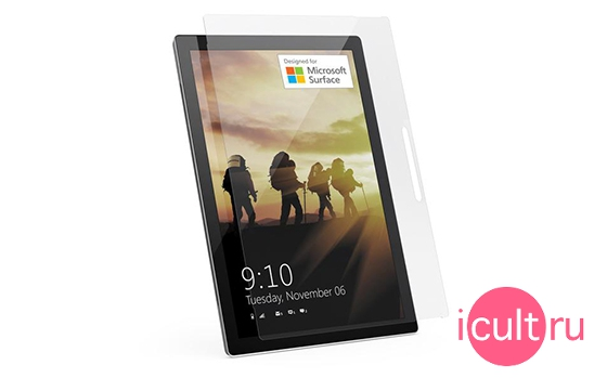 iCult Tempered Glass Microsoft Surface Pro 3/4/5