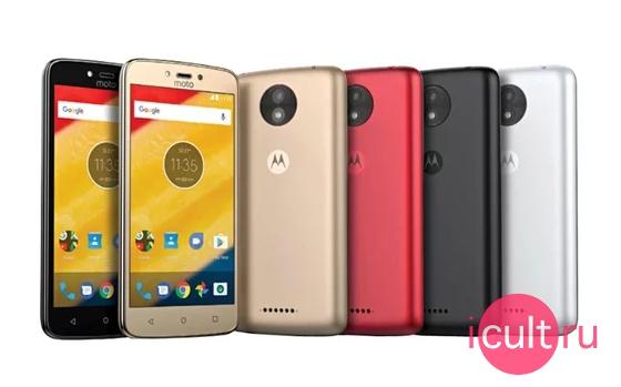 Motorola Moto С Plus XT1723 Metallic Cherry