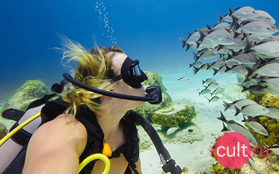 GoPro Blue Water Dive Filter