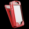 ������� �����-�������� Sena WalletSkin Red ��� iPhone 4/4S ������� 163106