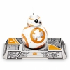 Робот с модулем обучения Sphero Star Wars Droid BB-8 для iOS/Android устройств белый/оранжевый R001TRW