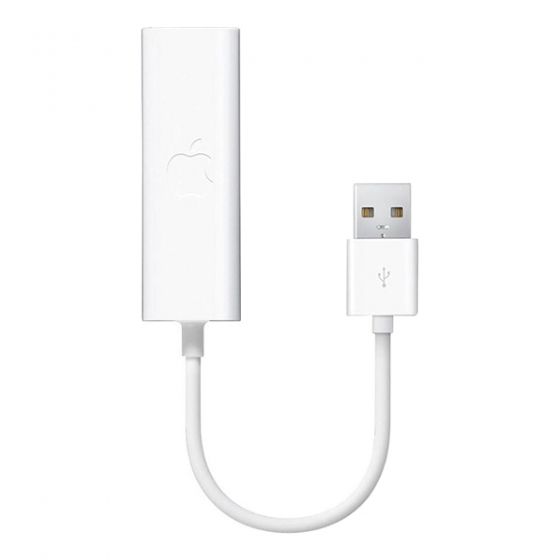 Переходник Apple MC704ZM/A USB Ethernet Adapter