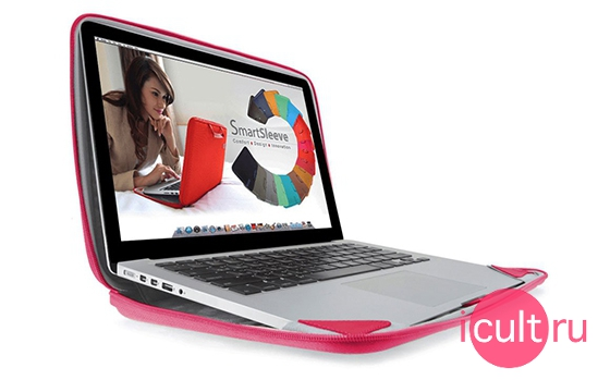 Cozistyle Canvas SmartSleeve Hot Pink