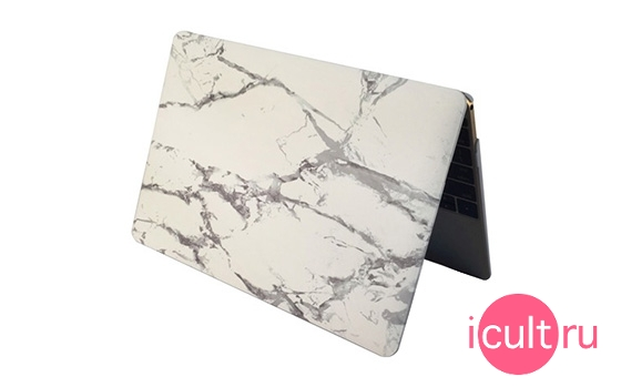 i-Blason Case White Marble MacBook Pro 13 2016